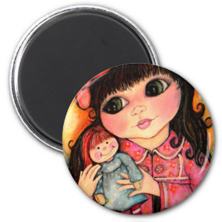 Dolly and Me! Best Friends Forever Magnets