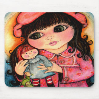 Dolly and Me! Best Friends Forever Mousepads