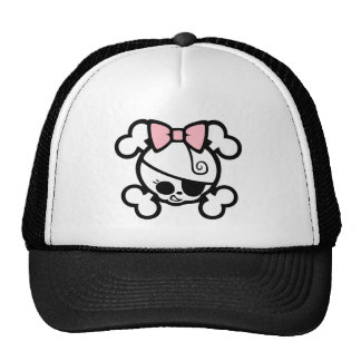 Dolly Bow Trucker Hat
