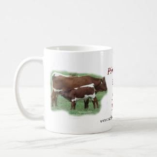 Dolly & Calf Mug-customize Coffee Mug
