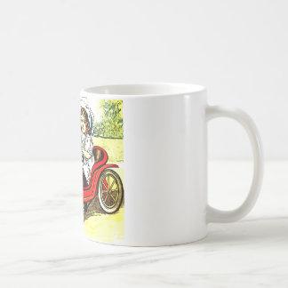 Dolly Drive Coffee Mug