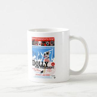 Dolly For President Mug
