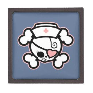 Dolly Heart, RN Jewelry Box