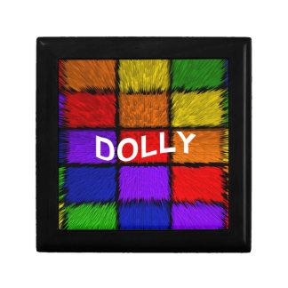 DOLLY JEWELRY BOX