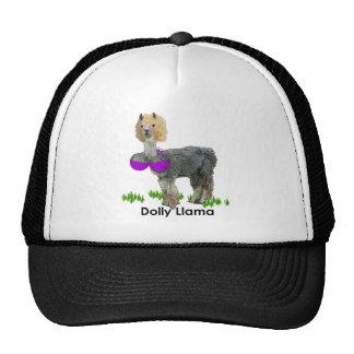 Dolly Llama Trucker Hats