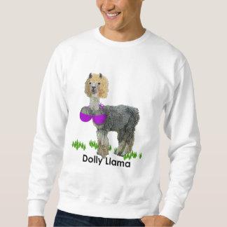Dolly Llama Sweatshirt
