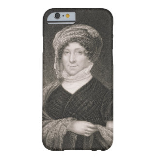 Dolly Madison, engraved by John Francis Eugene Pru Barely There iPhone 6 Case