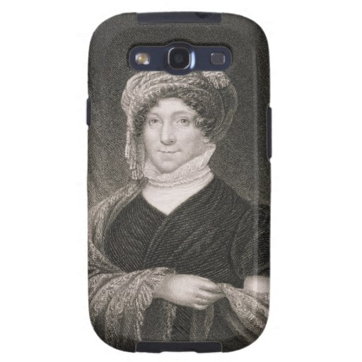 Dolly Madison, engraved by John Francis Eugene Pru Galaxy SIII Cover