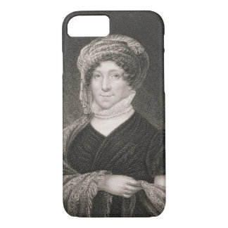 Dolly Madison, engraved by John Francis Eugene Pru iPhone 8/7 Case