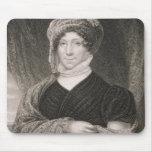 Dolly Madison, engraved by John Francis Eugene Pru Mouse Pad