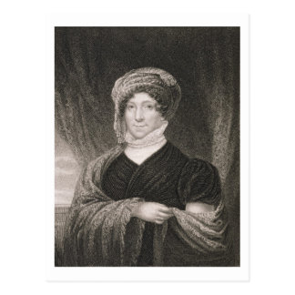 Dolly Madison, engraved by John Francis Eugene Pru Postcard