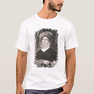 Dolly Madison, engraved by John Francis Eugene Pru T-Shirt