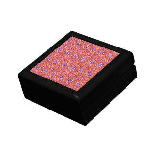 Dolly Mixtures Candy Fractal Art Pattern Keepsake Box