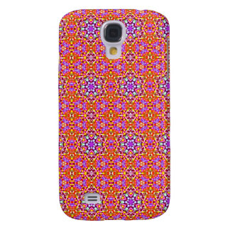 Dolly Mixtures Candy Fractal Art Pern Galaxy S4 Cover