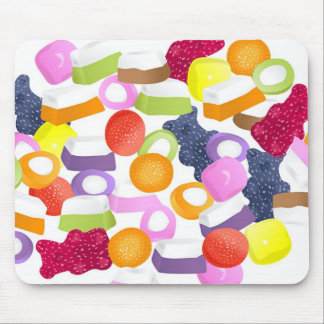 Dolly Mixtures Mouse Pad