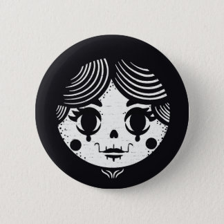 Dolly Pinback Button
