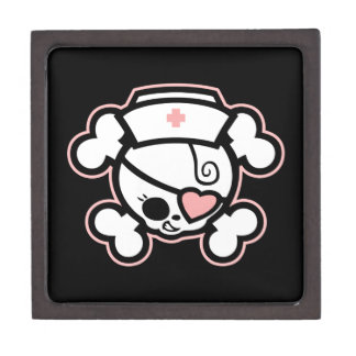 Dolly RN Heart Gift Box