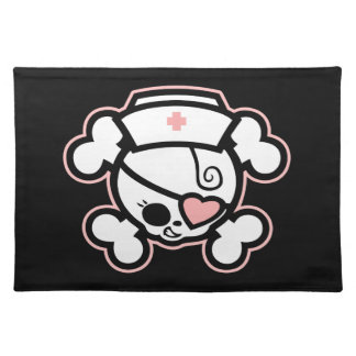 Dolly RN Heart Placemats