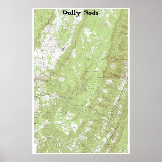 Dolly Sods Poster | Zazzle.com