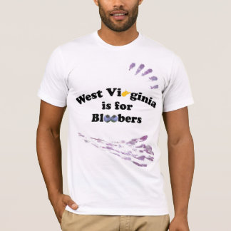 Dolly Sods West Virginia Bloober Pickin' Shirt