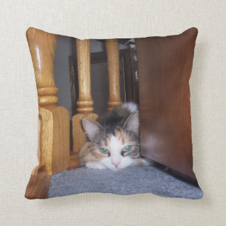 Dolly the Cat Pouting Pillow