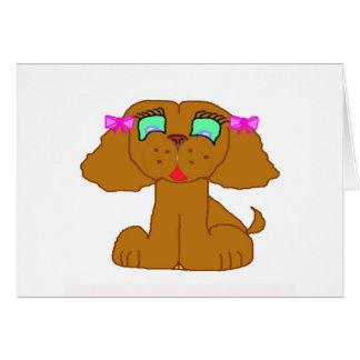 Dollyelf Pupkin Line Card