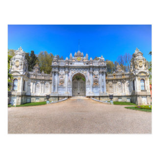 Dolmabahce Palace Istanbul Postcard