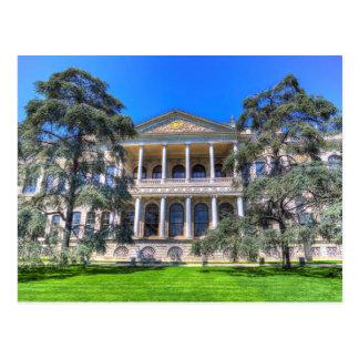 Dolmabahce Palace Istanbul Turkey Postcard