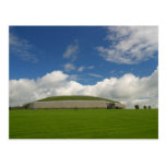Dólmenes de las tumbas del paso de Newgrange Tarjetas Postales