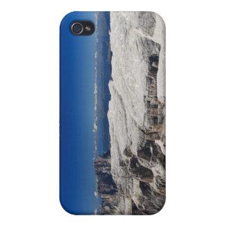 Dolomías italianas - grupo de Sella iPhone 4 Coberturas