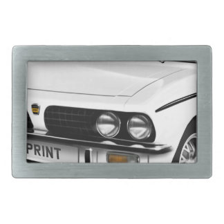 Dolomite sprint rectangular belt buckle