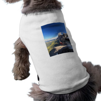 Dolomites - aerial view from Rosetta mount T-Shirt