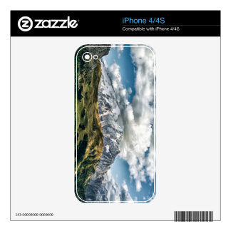 Dolomites alps, Italy iPhone 4S Decal