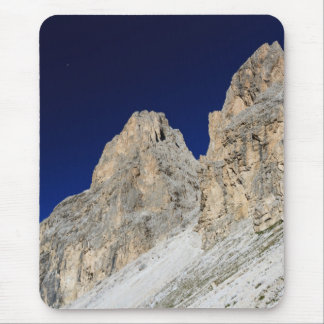 Dolomites at morning mouse pad