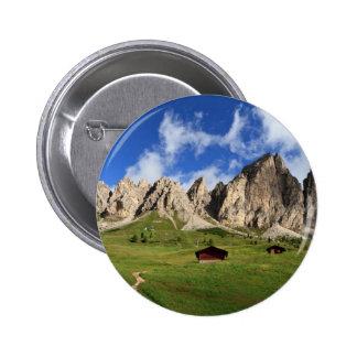 Dolomites - Cir group Pinback Button