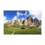 Dolomites - Cir group Gallery Wrap Canvas