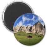 Dolomites - Cir group Magnet