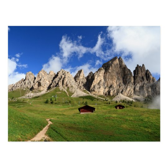 Dolomites - Cir group Postcard