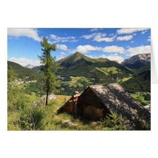 Dolomites - Cordevole valley Card