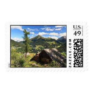 Dolomites - Cordevole valley Postage Stamps