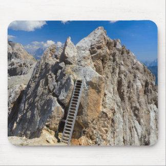 Dolomites - Costabella ridge Mouse Pad