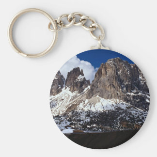 Dolomites, Venetian region, northern Italy Key Chain