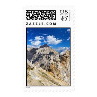 Dolomiti - Costabella mount Postage Stamp