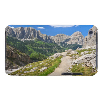 Dolomiti - footpath in Val Badia iPod Touch Case