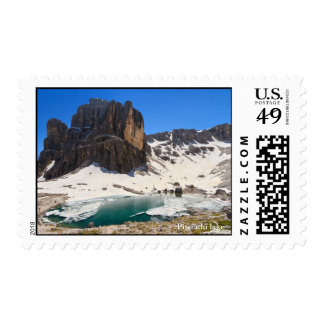 Dolomiti - lago Pisciadu Envio