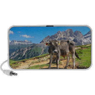 Dolomiti - pasto alpino iPod altavoz
