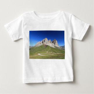 Dolomiti - Sassolungo mount Baby T-Shirt