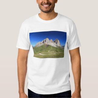 Dolomiti - Sassolungo mount T Shirts
