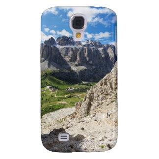 Dolomiti - Sella group and Gardena pass Samsung Galaxy S4 Cover