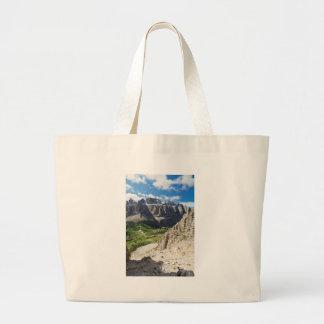 Dolomiti - Sella mount Canvas Bags